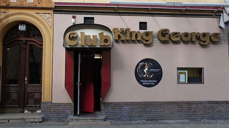 King George club puff nightclub bordell strippbar